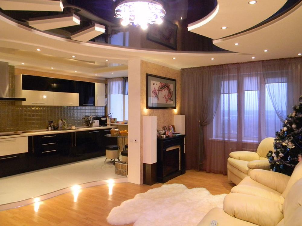 Фото 3 комнатной квартиры дизайн