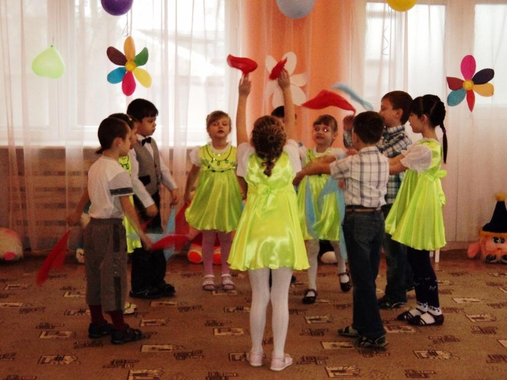 Корпуса детского сада №1 в бугурслане