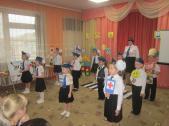 Сотрудники отдела ГИБДД приняли участие в родительском собрании по Правилам дорожного движения в детском саду №23 города Бугуруслан