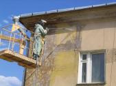 В Бугуруслане подрядными организациями допускаются нарушения сроков выполнения работ по капитальному ремонту многоквартирных домов