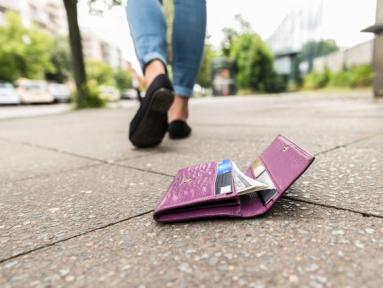 У жительницы Бугуруслана выманили пять тысяч рублей за потерянный кошелёк