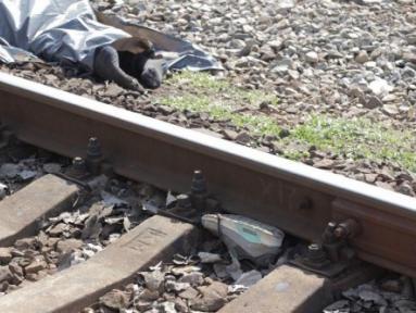 В Бугурусланском районе на железнодорожных путях погибла женщина