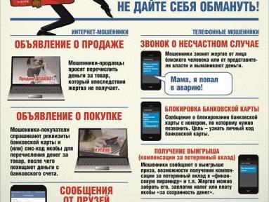 Жительница Бугуруслана вовремя поняла, что ее обманывают мошенники и не стала перечислять денежные средства