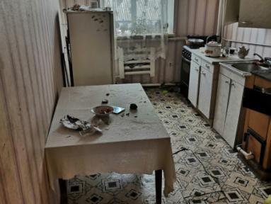 В Бугурусланском районе забил сожительницу до смерти армейским ремнем