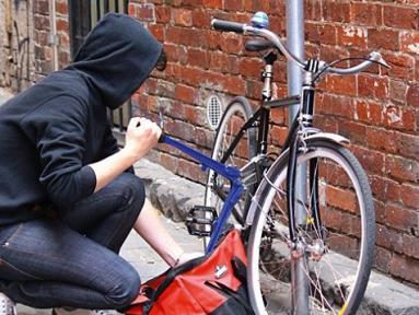 Профилактика краж велосипедов и детских колясок в весенне-летний период