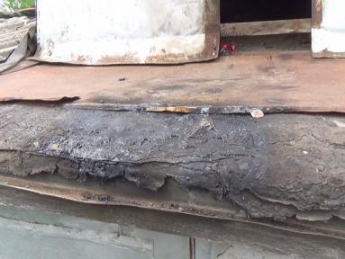 Игра с огнём: в Бугуруслане на пожаре в голубятне загорелся школьник