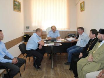 Бугурусланские полицейские провели рабочую встречу с представителями религиозных организаций и конфессий