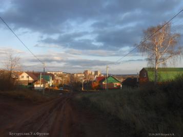 Бугурусланская межрайонная прокуратура в судебном порядке понуждает органы местного самоуправления провести оценку технического состояния  дорог местного значения