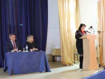 В Бугуруслане прошел семинар-совещание «О дополнительных мерах по предотвращению деструктивных явлений в образовательной среде».
