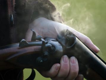 В Бугуруслане мужчина выстрелил сам себе в голову из винтовки