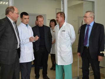 16 марта, состоялось официальное открытие первого на северо-западе Оренбургской области отделения амбулаторного гемодиализа.