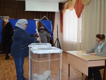 Итоги выборов в Бугуруслане.
