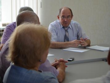 3 июля состоялось заседание Совета старейшин при Главе муниципального образования «город Бугуруслан» под председательством Александра Маляренко