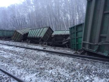 МЧС: в связи со сходом вагонов в Абдулинском г.о. возможна задержка трех пассажирских поездов